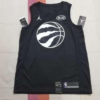 05c60c979d0 Legit BNWT Nike Jordan DeMar DeRozan NBA All Star Jersey L