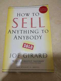 How to sell anything to Anybody (Guinness World record salesman)