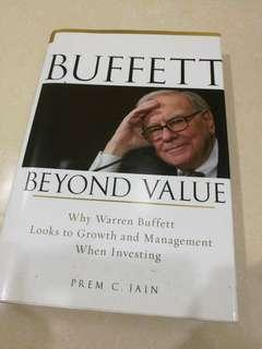 Buffet Beyond Value (NEW)