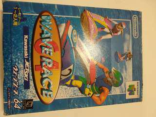 N64 Wave Race