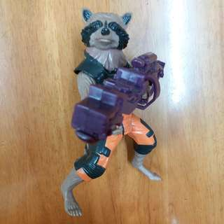 Marvel Rocket Raccoon 銀河守護隊 火箭浣熊 Figure