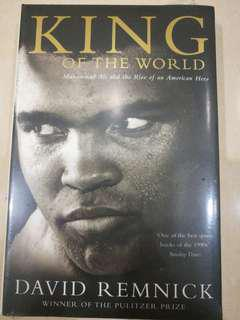 King of the World: Muhammad Ali and the Rise of an American Hero (NEW, WRAPPED, NEVER OPEN)