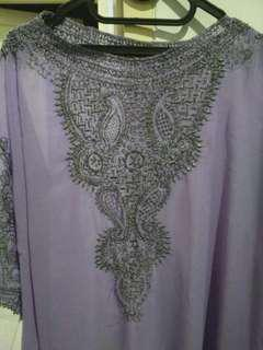 Kaftan Purple