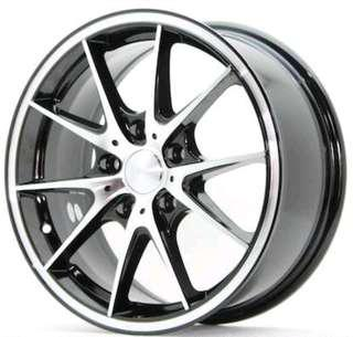 PRIMUS VELG RACING 16 PCD 5X114,3 Ready Stock