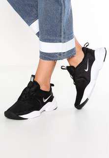 🚚 保證正品✨ nike W LODEN 忍者 休閒 運動 慢跑鞋 黑 白 女鞋 透氣 輕量