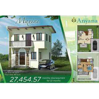 Single Attached with 3 BR For sale Near MOA and Tanza. Cash or Installment. RFO.