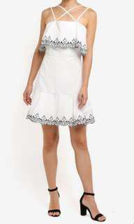 Cami Dress with Embroidered Details