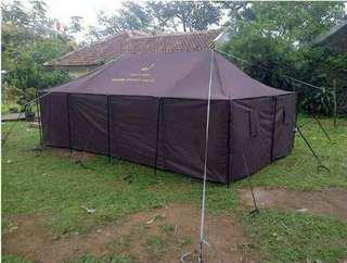 tenda komando 4x6x2.5mtr