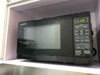 Sharp 微波爐 Microwave