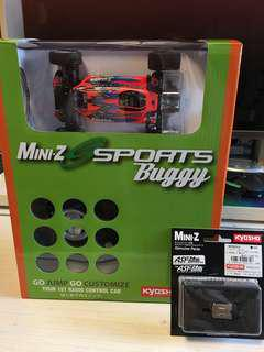 全新 Kyosho 京商 Mini Z Sports Buggy Lazer ZX-6 Ready Set