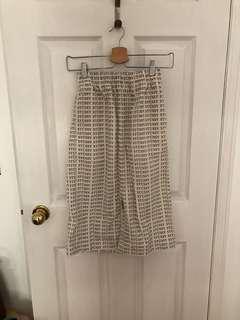 Stussy SS18 Corduroy Branded Skirt
