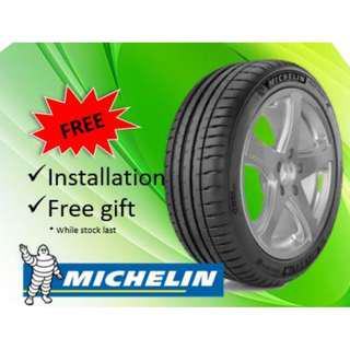 [Brand New] Michelin tyre Size 245/40R19