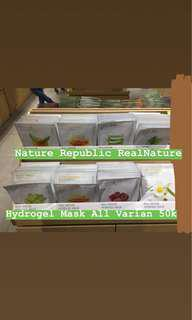 Nature Republic Hydrogel Mask All Varian
