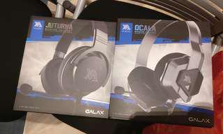 Xanova gaming headsets - GALAX