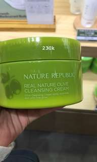 Nature Republic Real Cleansing Cream