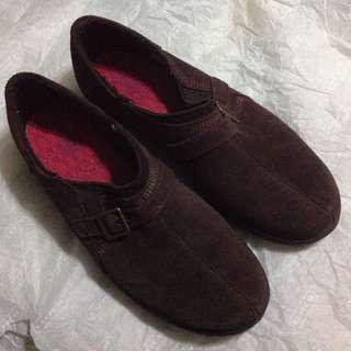 Keds Suede Loafers