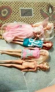 Barbie Dolls Bundle 03
