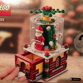 🚚 Lego 聖誕限定商品 外面買不到