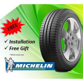 [Brand New] Michelin Tyre Size 175/65R14 others sizes are available