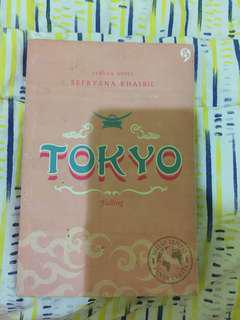 Tokyo falling by sefryana khairil