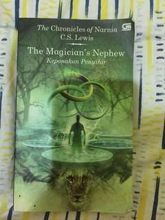 The chronicles of narnia - the magician's nephew by c.s. Lewis (terjemahan)