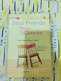 Best friends became lovers by a & d