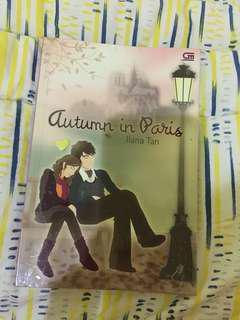 Autumn in paris by ilana tan