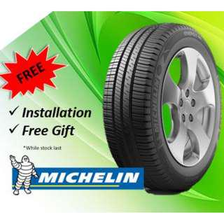 [Brand New] Michelin Tyre Size 185/60R14 others sizes are available