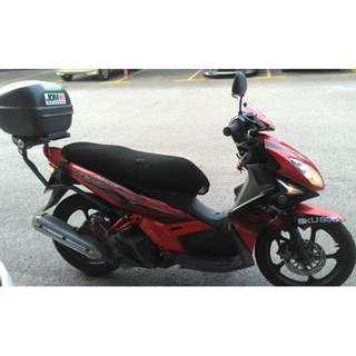 Yamaha Nouvo LC 135 scooter Original condition 2010