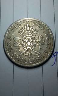 1948 Great Britain coins