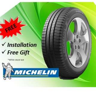 [Brand New] Michelin Tyre Size 185/60R15 others sizes are available
