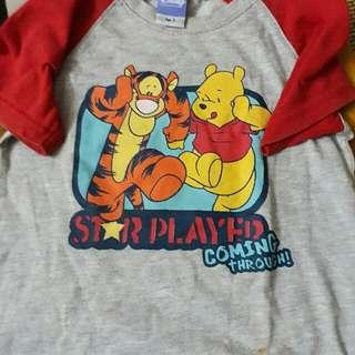 T shirt pooh