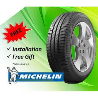 [Brand New] Michelin Tyre Size 195/60R15 others sizes are available