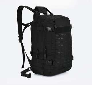 🚚 Outdoor mountaineering backpack  Backpack 3P attack tactical camouflage waterproof walking shoulder bag