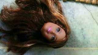 Barbie Head 01
