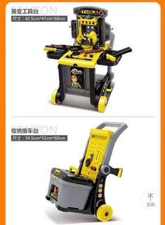 3 in 1 deluxe tools for boys