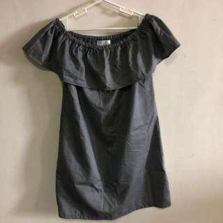 Bayo off shoulder dress