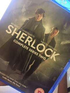 Sherlock Holmes Series Blu-Ray