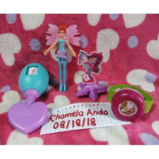 Mcdo Happy Meal Winx Club