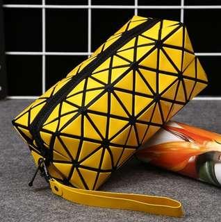 Cosmetic Bag (Yellow)