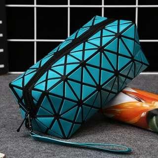 Cosmetic Bag (Blue)