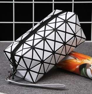 Cosmetic Bag (White)