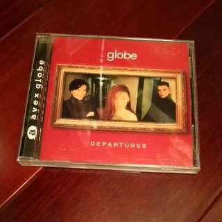 🚚 globe - DEPARTURES 台版單曲