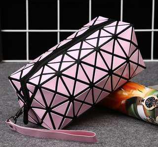 Cosmetic Bag (Light Pink)