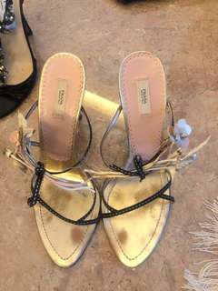 🚚 Authentic Prada high heels