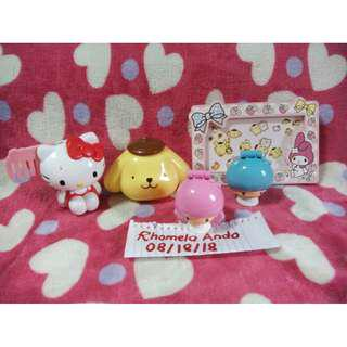 Sanrio Charactes Mcdo Happy Meal