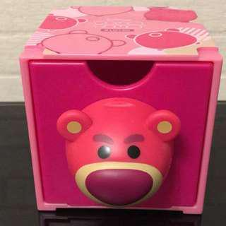 7-11迪士尼Tsum Tsum勞蘇百變組合Box 7-11 Disney Tsum Tsum Lotso Box