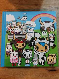 7 eleven tokidoki hardcover notebook Collectible