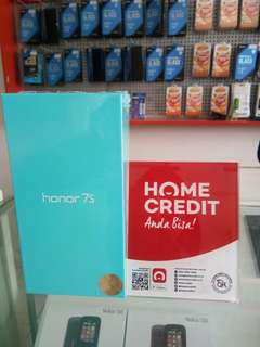 honor 7s nya bisa di cicil tanpa kartu kredit