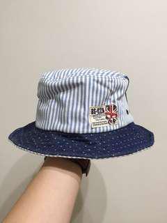 拼接漁夫帽